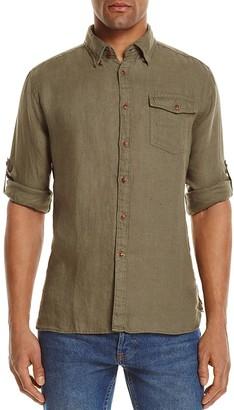 Barbour Cove Regular Fit Button-Down Shirt $149 thestylecure.com