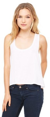 Clementine Apparel Women's Flowy Boxy Tank Top
