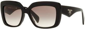 Prada Sunglasses, Pr 03QSA 55 Asian Fit