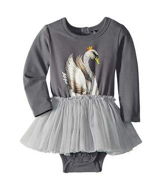 Rock Your Baby Swan Lake Circus Dress (Infant)