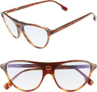 Morgenthal Frederics MONSE X Marilyn 56mm Cat Eye Sunglasses