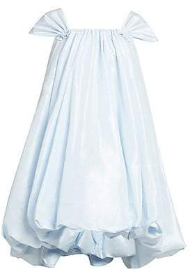 Simone Rocha Women's Sleeveless Satin Bell Dress
