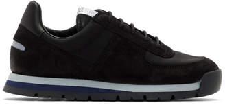 Spalwart Black Blizzard Low Sneakers