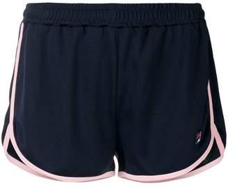 Fila logo shorts
