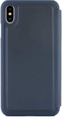 Ted Baker Faux Leather iPhone X/Xs, Xs Max & XR Folio Case