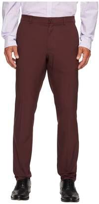 Perry Ellis Portfolio Very Slim Fit Solid Tech Pants Men's Dress Pants