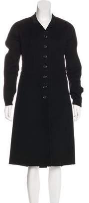 Louis Vuitton Cashmere Long Coat