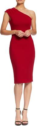 Dress the Population Quinn One-Shoulder Body-Con Dress