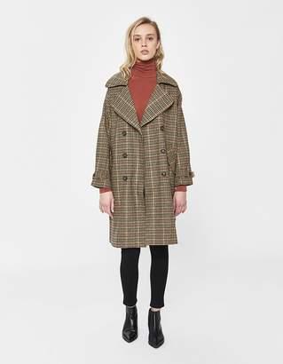 Farrow Jeanne Tweed Overcoat