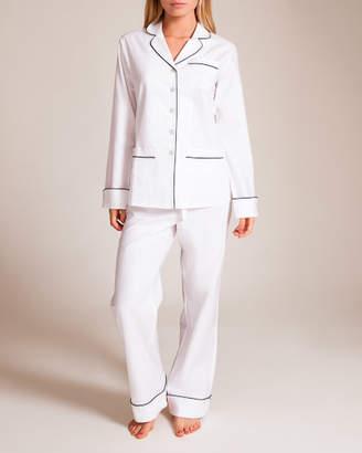 Bracli Olivia Von Halle Coco Cotton Pajama