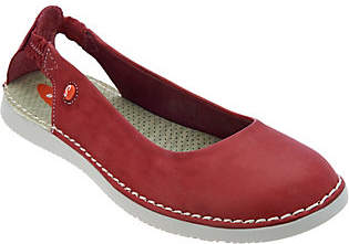 Fly London Softinos by Leather Slip-on Shoes- Tor