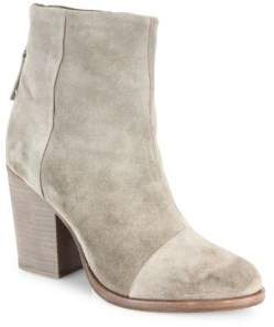 Ashby Suede Booties $525 thestylecure.com