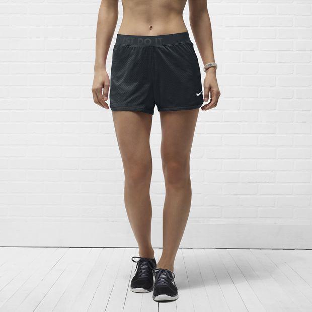 "Nike Icon Mesh 3.5"" Women's Training Shorts"