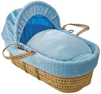 Clair De Lune Marshmallow Moses Basket