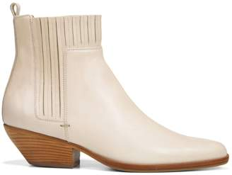 Vince Eckland Leather Booties