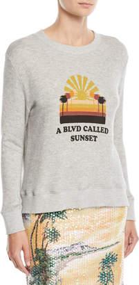 Le Superbe Bay St. Graphic Pullover Sweatshirt