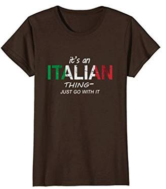 It's An Italian Thing T-Shirt