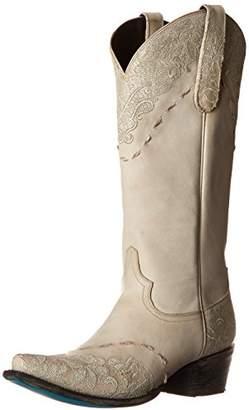 Lane Boots Women's Jeni Lace Western Boot