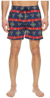 Polo Ralph Lauren Explorer Shorts w/ Swim Bag Men's Swimwear