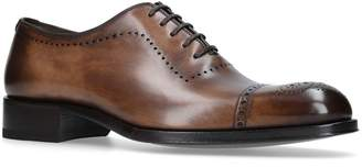 Tom Ford Edgar Punch Oxford Shoes