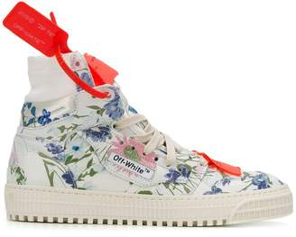 Off-White 3.0 floral print sneakers