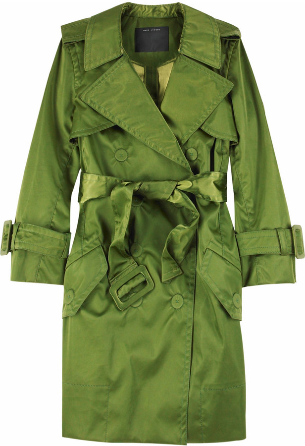 Marc Jacobs Short trench coat