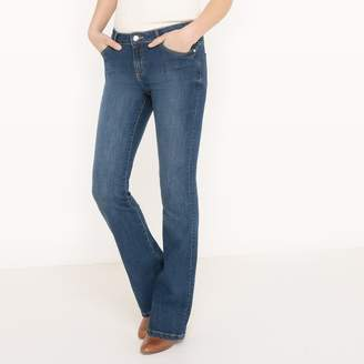 6bcd6ef68057 at La Redoute · La Redoute Collections Bootcut Jeans, ...