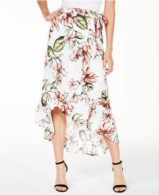 GUESS Karlotta Front-Wrap Skirt