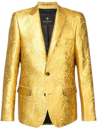 Lords And Fools paisley print blazer
