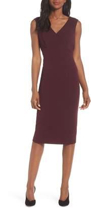Maggy London Ava Gardner Sheath Dress