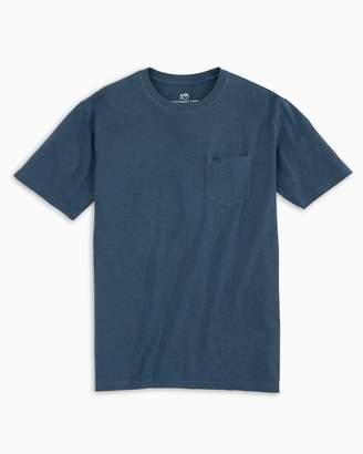 Southern Tide Beachwalker Short Sleeve Pocket T-Shirt