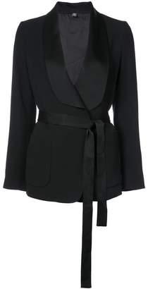 Eleventy oversized blazer jacket