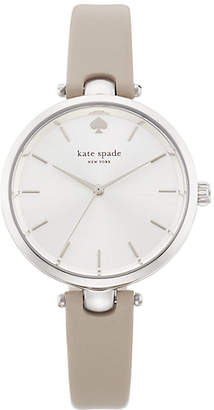 Holland skinny strap watch $150 thestylecure.com