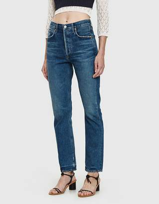 Citizens of Humanity Charlotte Straight Leg Jean in Undertone