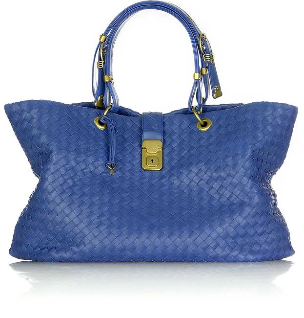 Bottega Veneta Intrecciato leather shopper
