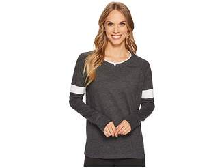 Under Armour Sportstyle Long Sleeve Crew Top Women's Long Sleeve Pullover