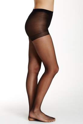 Shimera Back Seam Control Top Sheer Pantyhose