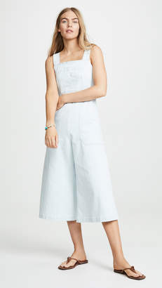 Citizens of Humanity Kelly Culotte Overalls