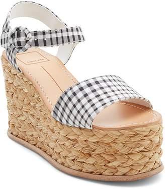 Dolce Vita Women's Dane Espadrille Platform Wedge Sandals