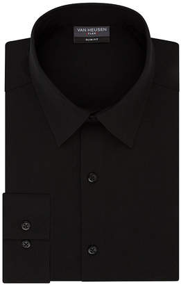Van Heusen Flex 3 Long Sleeve Woven Dress Shirt - Slim