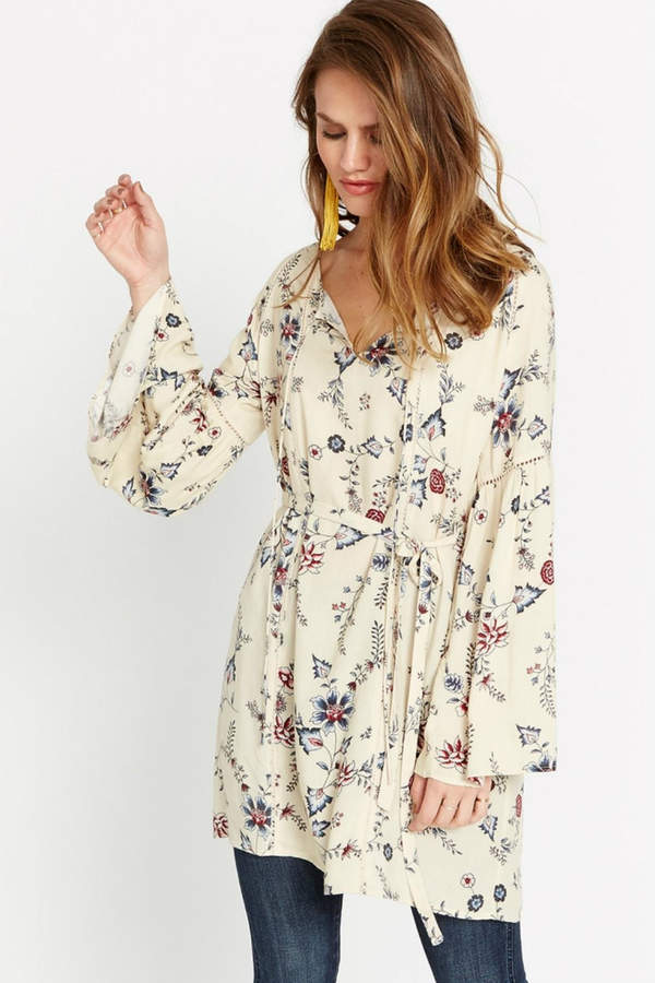 Buffalo Jeans Florrie Longsleeve Dress