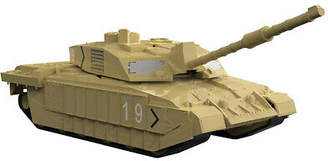 NEW Airfix Quick Build Challenger Tank