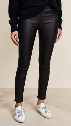 538299cd95 Helmut Lang Stretch Leather Pants