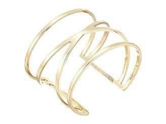 Vince Camuto Double V Cuff Bracelet