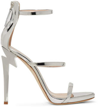 cd78a4a3dad31 Giuseppe Zanotti Heel Strap Sandals For Women - ShopStyle UK