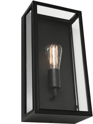 Cougar Black Chester Outdoor Box Light