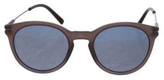 Bvlgari Round Tinted Sunglasses