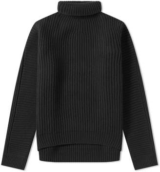 Acne Studios Nalle Heavy Rib Turtle Neck