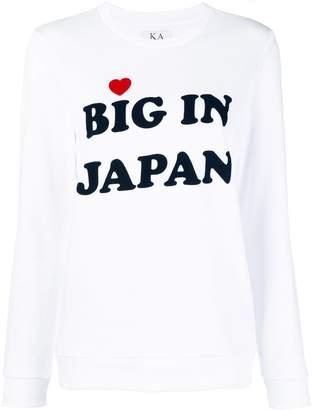 Zoe Karssen Big In Japan sweatshirt