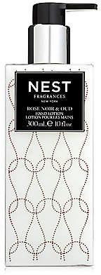 NEST Fragrances Women's Rose Noir & Oud Hand Lotion